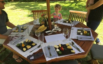 Chocolate, cheese and wine tours
