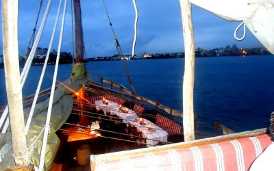 Dhow excursions